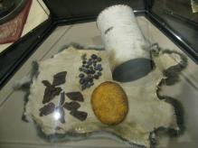 Ötzi's last meal.